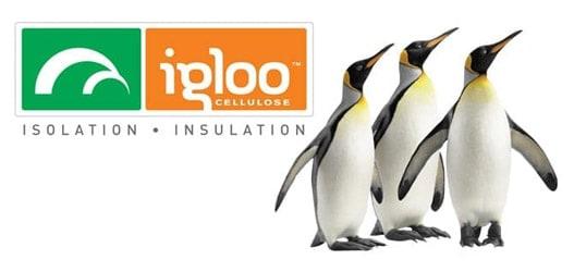 Les produits d'isolation Igloo sont excellents servant à l'isolation des murs, le plafond et grenier de votre maison ou de votre commerce